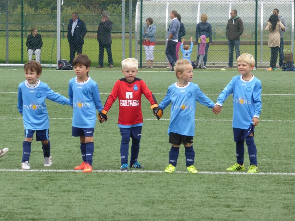 little champions football