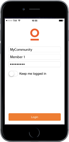 PlatformOne smartphone app
